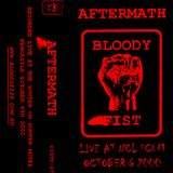 Aftermath - Live At NCL Scum (October 6 2000)