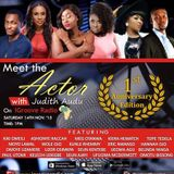 Meet the Actor with Judith Audu AII STARZ   Anniversary Show