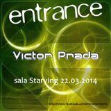Victor Prada - live at Entrance 018, Madrid (22-03-2014)