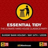 20 Years of Tidy Mix  -  PART ONE!! - Favourites From Sundissential North etc. (2001-2004)
