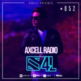Axcell Radio Episode 052 - DJ S4L
