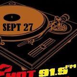 HOT 91.9FM CLUB CLASSICS MIX (SEPT 26)