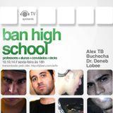 Buchecha @ Ban High School #70 - 11.10.2014 - São Paulo - Brazil