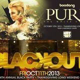 PURE/BLACKOUT 2013 Promo Mix - Spacejumperz