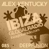 085.DEEPFUSION @ IBIZAGLOBALRADIO (Alex Kentucky) 16/05/17