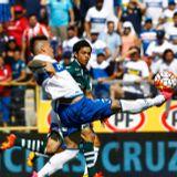 Universidad Católica v Santiago Wanderers - Jornada 3 Torneo Clausura 2016 (4-2)