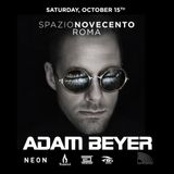 Adam Beyer - Live @ Spazio Novecento (Roma, IT) - 15.10.2016