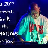 RAVE EMOTIONS RADIO SHOW (13RaVeR) - 16.08.2017. Negative A Guest Mix @ RAVE EMOTIONS