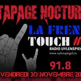 Tapage Nocturne vendredi 30 Novembre 2018