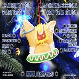 La Dizaina Sessions - New Year Edition 2018 - DJ.Ex-Well