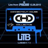 CHC Guest Mix | LiTB | Live @ Pacha NYC 12.26.2015