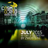 Cosmic Disco Radioshow - JULY 2015