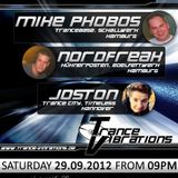 Trance Vibrations Radio - 2012/09