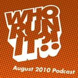 Bombaman - Who Run it Podcast