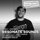 Resonate Sounds w/ Scott Garcia 120517