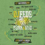Dj Fede - Funk & Dub Live Set @ Horse & Groom, London, Uk (17/11/2016)
