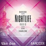 Barcode Taipei Presents Nightlife Radio 014: Charlene
