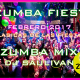 zumba mix febrero 2017 demo- djsaulivan