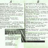 International audio compilation 6 side B