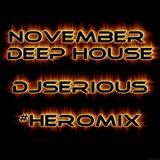 November Deep House Mix - Official #HEROmix