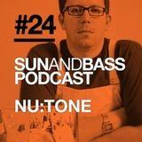 Sun And Bass Podcast #24 - Nu:Tone
