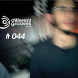 Different Grooves On Air #044 - Matteo Pitton