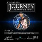 Journey - 61 guest mix by Shamilka ( Sri Lanka ) on Cosmos Radio - Germany [02.05.18]