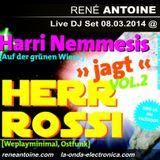 René Antoine • Live DJ Set @ Harri Nemmesis jagt Vol. 2