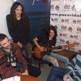 Katon y Picaporters invadieron el estudio de Radio Pura y hubo muchas risas