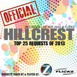 DJ WILL Z - Hillcrest Top 25 of 2013