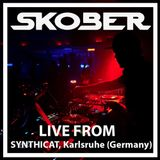 Skober live from SynthiCat Club, Karlsruhe (Germany) [30-09-2017]
