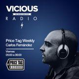 Price Tag Weekly (29.09.2017) @ Vicious Radio w/ Carlos Fernández - Monthly