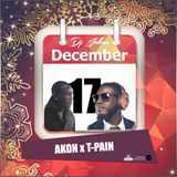 Jukess Advent Calendar - 17th December: Akon & T-Pain
