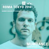 Mumdance w/ Moxie - RBMA Tokyo 2014