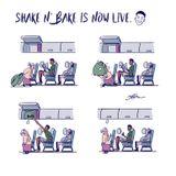Shake n' Bake: Giannis & Conference Semis