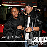 SCORES LOUNGE LIVE BROADCAST FT SWAG DA DON 910 DJ UNIIQUE DJ SAVVY TECHNITIONZ