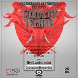 Neil Landstrumm (Live PA) @ Lords of Techno - Torque Club St.Petersburg - 26.04.2014