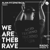 We Are The Brave Radio 031 - Rudosa Guest Mix