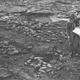 Avec Kewin Peche Quilichini, chargé de fouilles archéologiques à l'INRAP