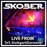 Skober live from ToY Club, Stuttgart (Germany) [27-10-2017]