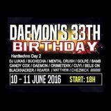 ChezMick @ Daemons 33th Birthday