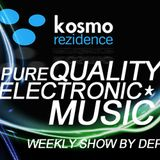 Kosmo Rezidence 153 (13.12.2012) guestmix by Blood Groove & Kikis