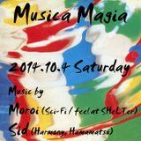 """DJ Sid play at """"Musica Magia""""@juju, Kofu (Oct. 4th, 2014)"""