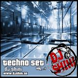DJ Shini - Techno Set vol. 1
