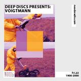 Deep Discs presents: Voigtmann: 22nd February '19