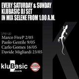 Carlo Gomes - DJ set Mixselene Maggio 2015