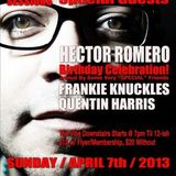 Frankie Knuckles @ 718 Session - Santos Party House (New York,USA) (07-04-2013)