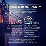 JM Mix for Mi Casa Boat Party - 08_07_2016 - Ben Coppin