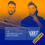 House South Brothers at Café Olé - June 2014 - Space Ibiza Radio Show #4