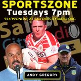 Former Salford Reds Coach Andy Gregory On Kevin Locke & Tim Sheens Appointment
